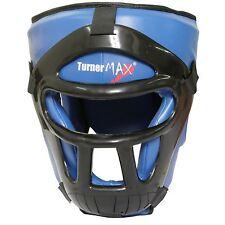 TurnerMAX Kick Boxing Head Guard Protezione Per Viso Casco MMA
