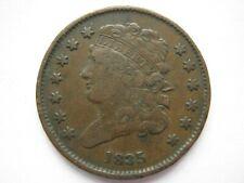 More details for united states 1835 copper half cent vf