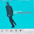 CD CARTONNE CARDSLEEVE ALAIN CHAMFORT LES MAJORETTES 2T DE 1998 NEUF SCELLE