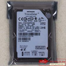 """Hitachi 40 GB HDD (HTS548040M9AT00) IDE 5400 RPM 2.5"""" 8 MB Hard Disk Free ship"""