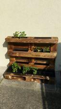 Pflanzschalen SET. 6+1 Stk. für Europaletten Blumenwand klein
