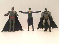 Joker DC Comics Multiverse - (2) - Batman Figures - Loose 4 inch - SHIPS FAST!