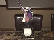 Michael Jackson Promo Counter Display Prop Moonwalker 1988 CD VHS DVD Holder !