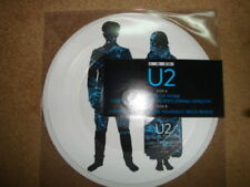 "U2 LIGHTS OF HOME 12"" PICTURE DISC WHITE VINYL  Record Store Day RSD 2018"