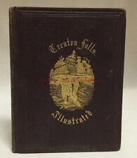 Civil War Era 1865 Trenton Falls Oneida County New York N Parker Willis