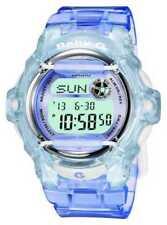 Relojes de pulsera Baby-G alarma de mujer