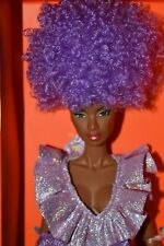 Integrity Hasbro Jem and holograms Glitter'n Gold Shana Raya doll NRFB + Shipper