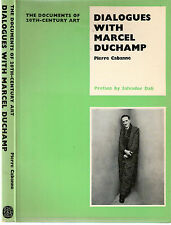 The Documents of 20th Century Art, Dialogues with Marcel Duchamp by P Cabanne
