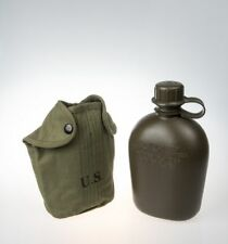 VIETNAM WAR US ARMY USMC MILITARY M56 M1956 CANTEEN AND COVER
