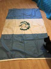 Guatamalan Flag And Mask