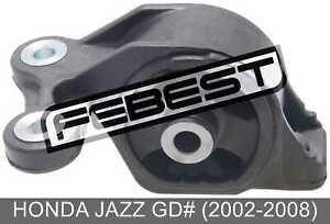 Rear Engine Mount For Honda Jazz Gd# (2002-2008)