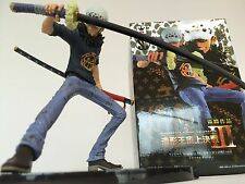 Banpresto One Piece Trafalgar Law Scultures Big Figure Colosseum 3 vol 6 Japan