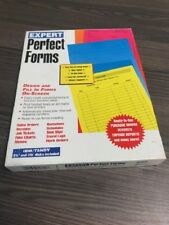 Expert Perfect Forms For Windows PC Software Office AVP151 Very Good