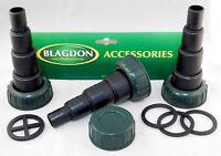 BLAGDON PRESSURE FILTER HOSETAIL KIT FITS ALL MODELS SPARE PART 1051392 POND KOI