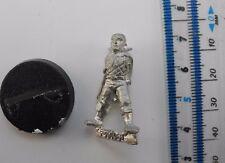Metal Rogue Trader Guardia Imperial psyker Ejército sin pintar Warhammer 40K 1980s E2c