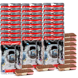 25 pcs. Astronaut Space Food - Neapolitan Ice Cream Sandwich - Astro Nutrition
