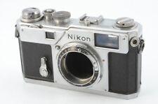 Nikon S3 35mm Rangefinder Film Camera Body Only 97537