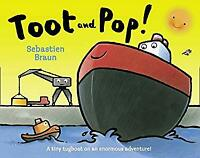 Toot and Pop by Braun, Sebastien