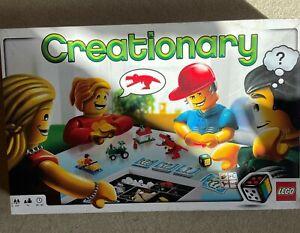 Lego Creationary Spiel Kreativspiel