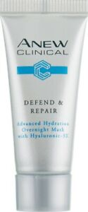 Avon Anew Clinical Defend & Repair Advanced Hydration Overnight Mask-10ml