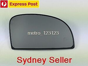 RIGHT DRIVER SIDE  MIRROR GLASS FOR HYUNDAI GETZ 2003-2011 (FOR ELECTRIC MIRROR)