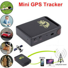 TK102B GPS Tracker Locator GSM/GPRS/SMS Surveillance Car Tracking Anti-theft