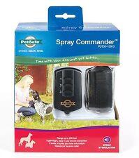 Petsafe No Bark Remote Spray Commander Training Collar PDT00-13913