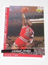 1995 Michael Jordan NBA Upper Deck 'He's Back March 19, 1995' Reprint Card #237