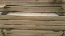 FEATHER EDGE BOARDS SLATS PANELS PRESSURE TREATED 1.8METRE X 125mm FIRST GRADE