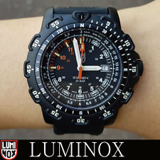 Luminox XL.8821.KM.LB Navy Seal Recon Point Man Black Rubber 45mm Swiss made