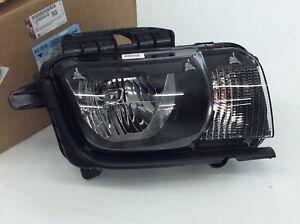 2010-2013 Chevrolet Camaro Halogen Head Lamp RH Passenger side Light new OEM