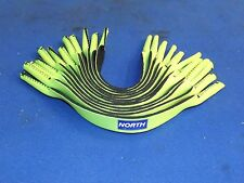 NEW! LOT of (24) 12 IN ONE BAG SAFETY GLASSES CORD HOLDERS by NORTH