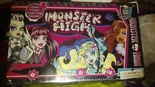 """Brand New Monster High 3 in 1 Panorama Puzzle 30.7"""" x 15"""" Total 211 pcs. Ages 5+"""