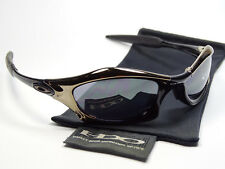 Oakley Splice Black Chrome Occhiali da sole valve Juliet SCALPEL MONSTER DOG ROMEO X