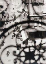 """LASZLO MOHOLY-NAGY """"Rue Cannebière, Marseilles""""  Bauhaus Constructivism Poster"""