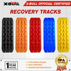 X-BULL Recovery tracks 10T Sand tracks Mud Snow Grass Accessory 4WD 1Pair Gen2.0 <br/> Post to All of Australia for free✔ Dispatch within 24H✔