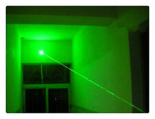 5mW Powerful GREEN Beam Light 532nm Laser Pointer Pen AAA Battery