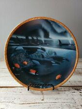 """New ListingThe Hamilton Collection Presents Great Mammals Of The Sea """" Orca Journey"""""""
