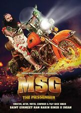 MSG: THE MESSENGER OF GOD (2015) ~ BOLLYWOOD HINDI MOVIE DVD