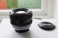 Canon FD 55 mm f/1.2
