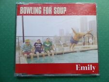 Bowling For Soup 'Emily' 3-track CD (2002) MINT