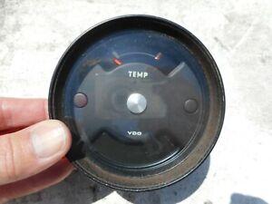 PORSCHE 901 912 911 E T S L OIL TEMP COMBINATION GAUGE 90164150120 911T 68 69