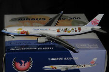 "PHOENIX 1/400 A330-300 CHINA AIRLINES  B-18311 "" Sweet Fruits """