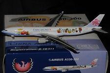 "PHOENIX 1/400 A330-300 CHINA AIRLINES  B-18311 "" Sweet Fruits """