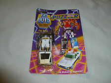 NEW ON CARD GOBOTS PUZZLER JIGSAW FIGURE TONKA 1985 VINTAGE ROBOT TO VEHICLE MOC