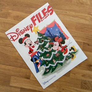 Disney Files Magazine - Winter 2014 Volume 23 No 4 Xmas DVC