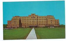 Beckley WV Veterans Administrian Hospital 200 bed dedicated 1950 post card