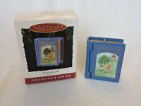 Hallmark Ornament Mother Goose Jack and Jill Book Bedtime Story Nursery Rhyme