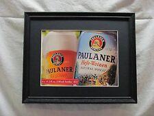 PAULANER HEFE WEIZEN  BEER SIGN  #936