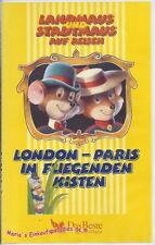 Abenteuer VHS-Kassetten